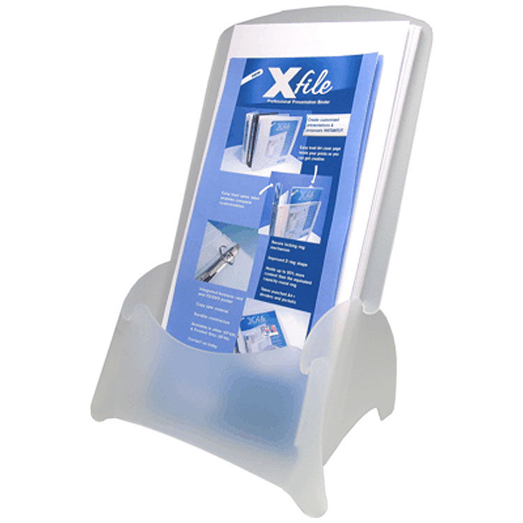 DL Leaflet Holder / Leaflet Dispenser - Plain or Printed