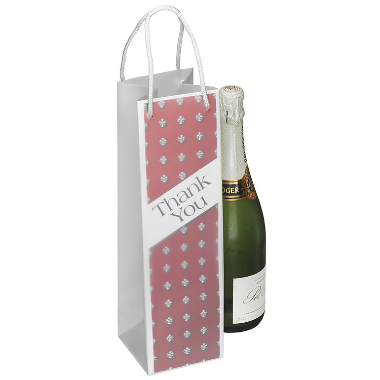 Print-On-Demand – Bottle Gift Bag