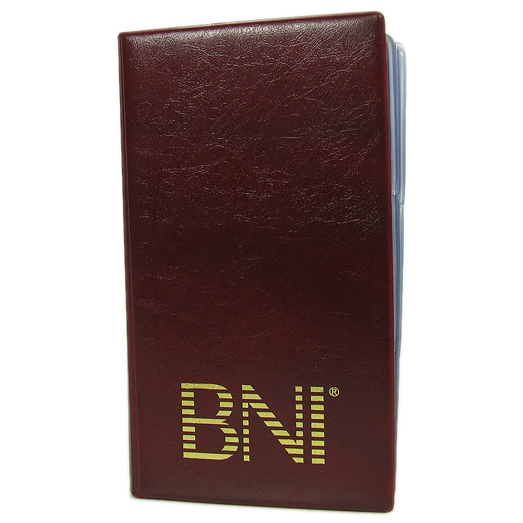 BNI Networking – Business Card Book (small)