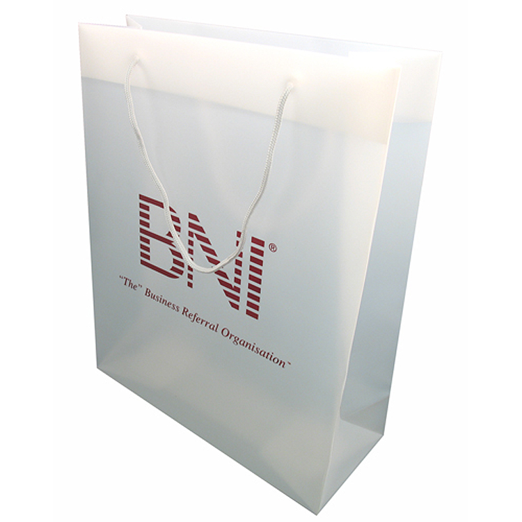 BNI Networking Carrier Bag