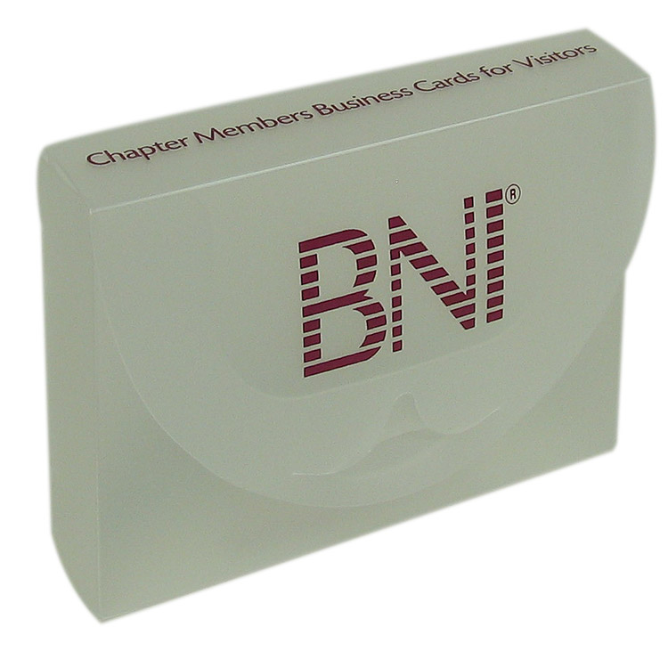 Members Business Card Boxes for Visitors (pack of 10)