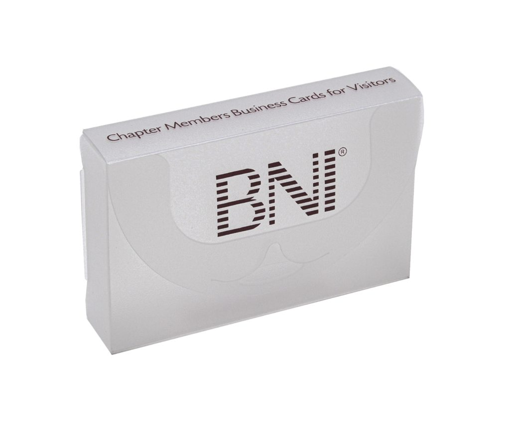 Visitor Business Card Boxes 20mm (pack of 10)