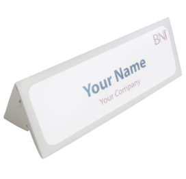 BNI - Chapter Name Plates