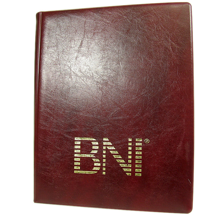 BNI Networking – Business Card Book (large)