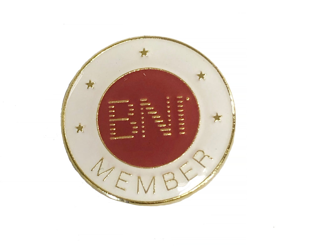 BNI Networking – Traditional Lapel Magnet