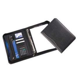 JH921 Deluxe A4 Zipped Ring Binder