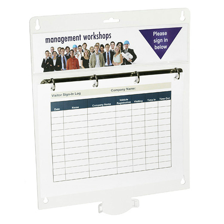 Print On Demand - Wall Hanging Information Point