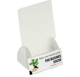 Print On Demand - 3rd A4 Leaflet holder