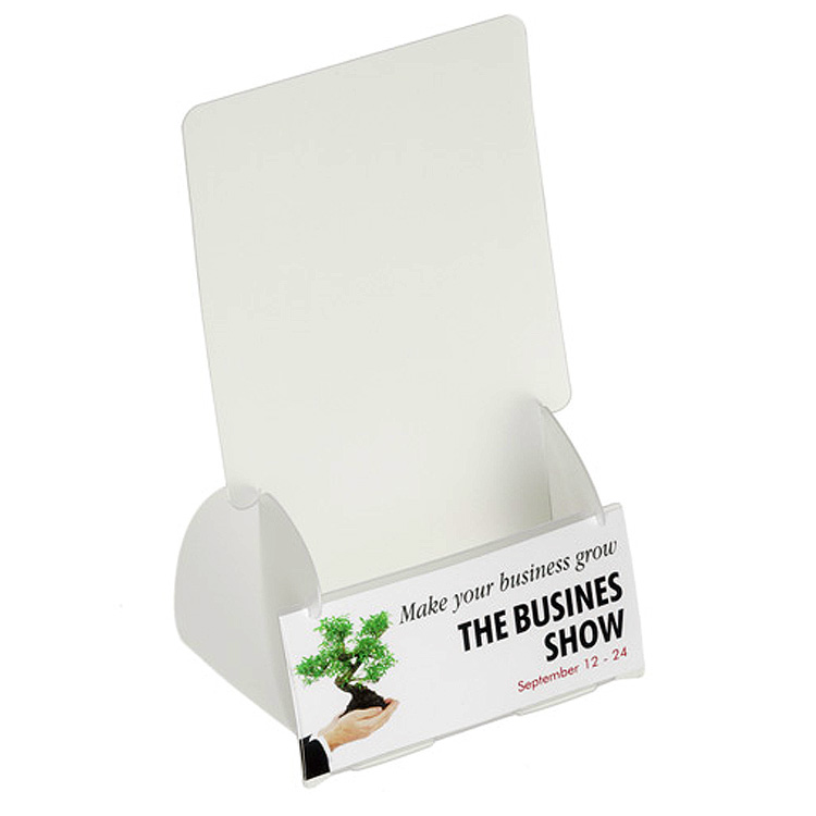 Print On Demand – 3rd A4 Leaflet holder