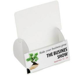 Digital Print Solutions - POD A6 Leaflet holder