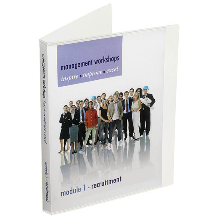 Print On Demand - A4+ Ring Binder 11mm Capacity