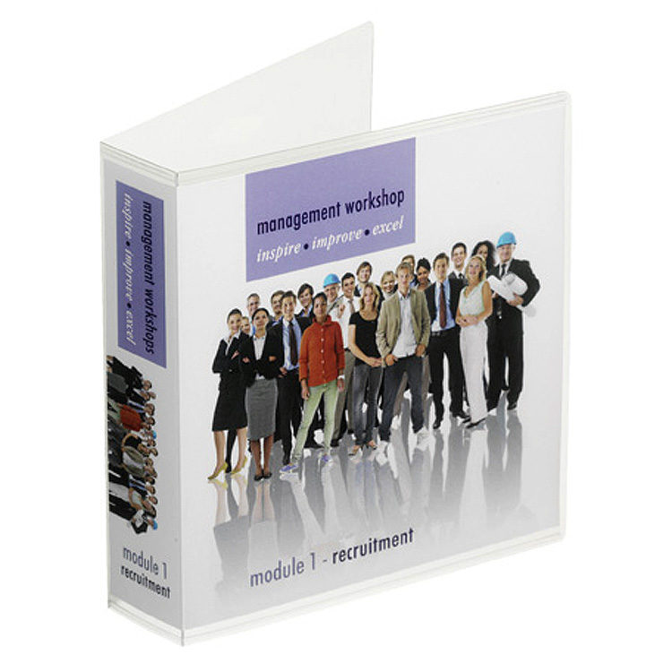 Print On Demand - A5+ Ring Binder 35mm Capacity