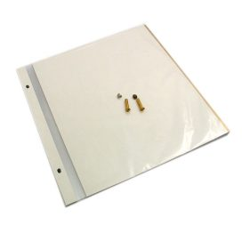 Pack of 10 photo album pages