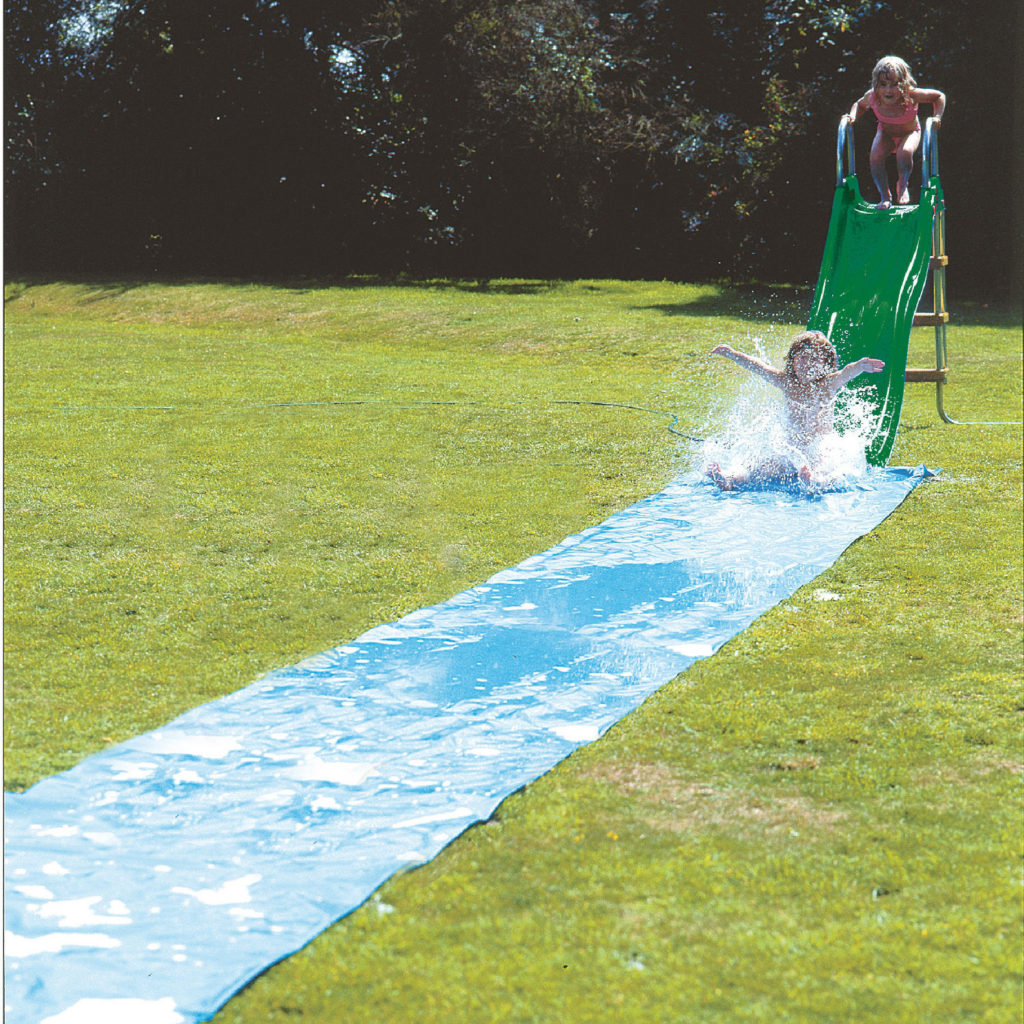 Water slide mat 8m