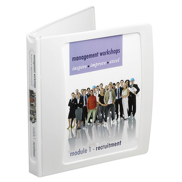 Print On Demand- A4+ XFile Presentation Binder 25mm Capacity