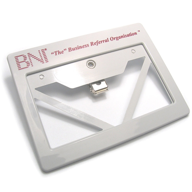BNI Networking – Grey Identity Badge