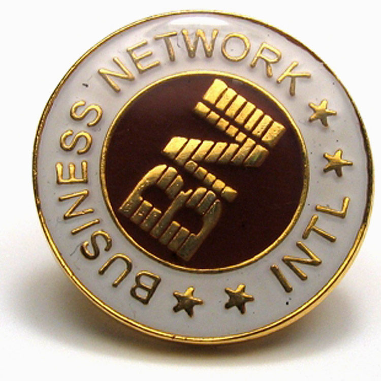 BNI Networking - Traditional Lapel Pin