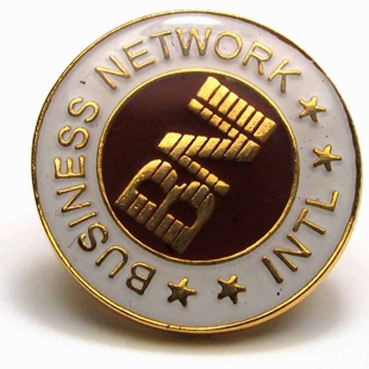 BNI Networking – Traditional Lapel Pin