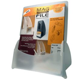 A4 Leaflet Holder / Leaflet Dispenser - Plain or Printed