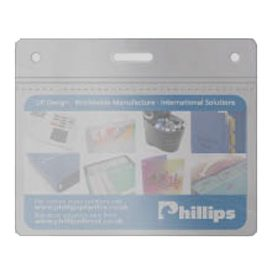 D Card holder (credit card size) x 100 pack