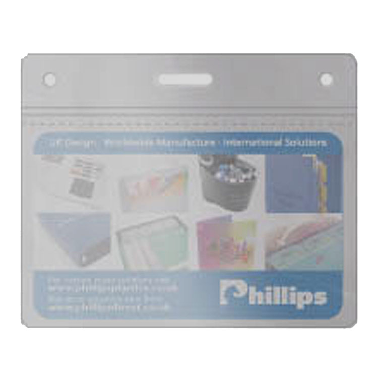 ID Card holder (credit card size) x 100 pack