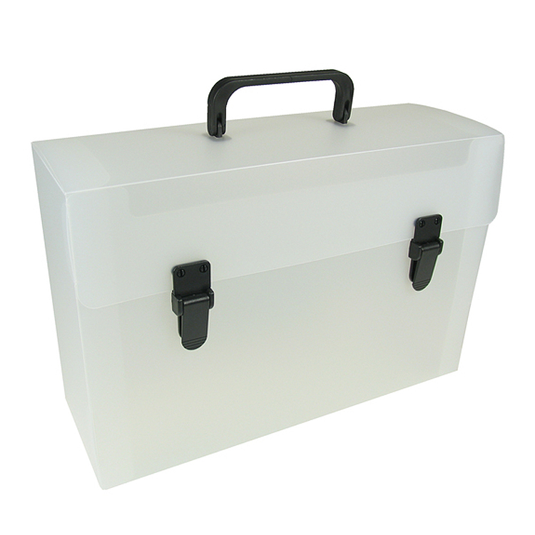 A4+ Plastic  File Box – Carry Case